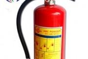 Bình chữa cháy bột ABC MFZL4 4kg loại xách tay